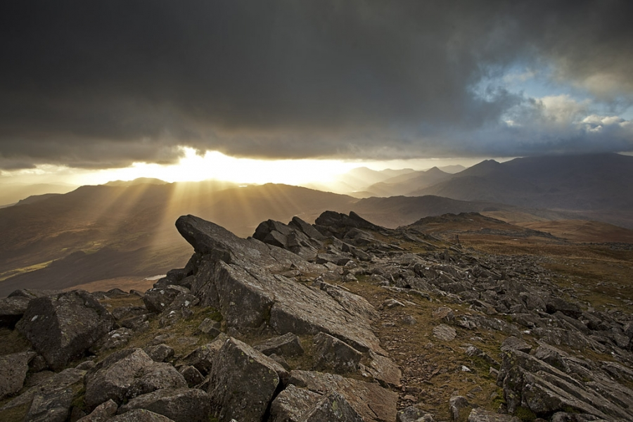 Moel Siabod, Snowdonia