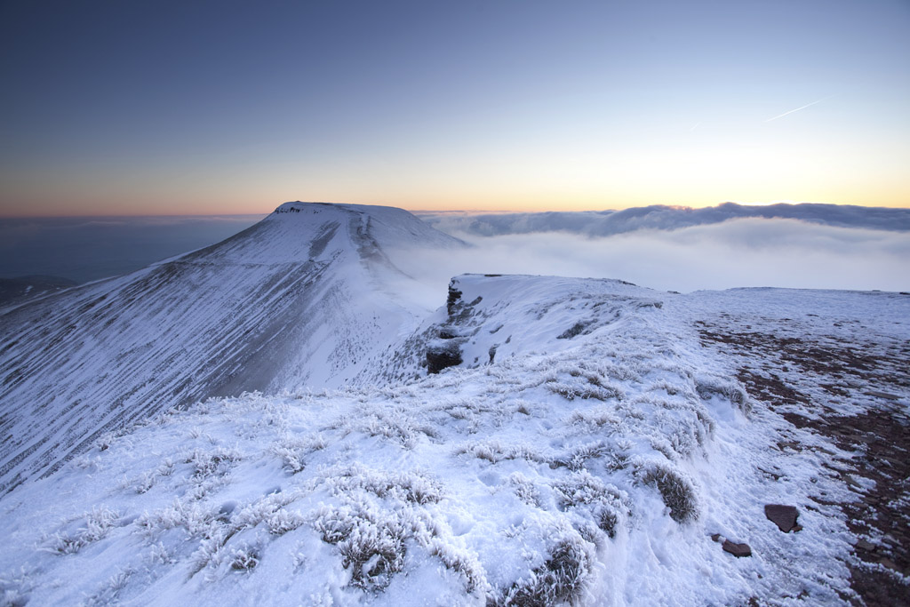 Pen Y Fan, Brecon Beacons sunrise