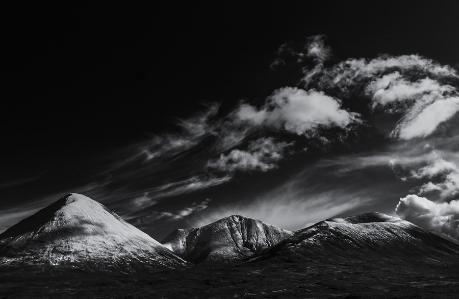 The Cuillin Hills, Skye