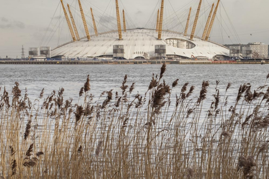 Millennium Dome Greenwich, London. OPOTY Commended