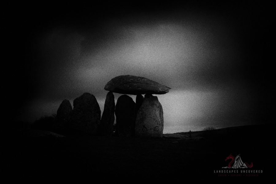Pentre Ifan Cromlech Pembrokeshire