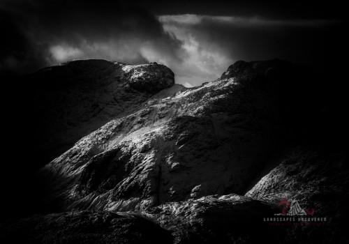 Bowfell Dark Landscapes
