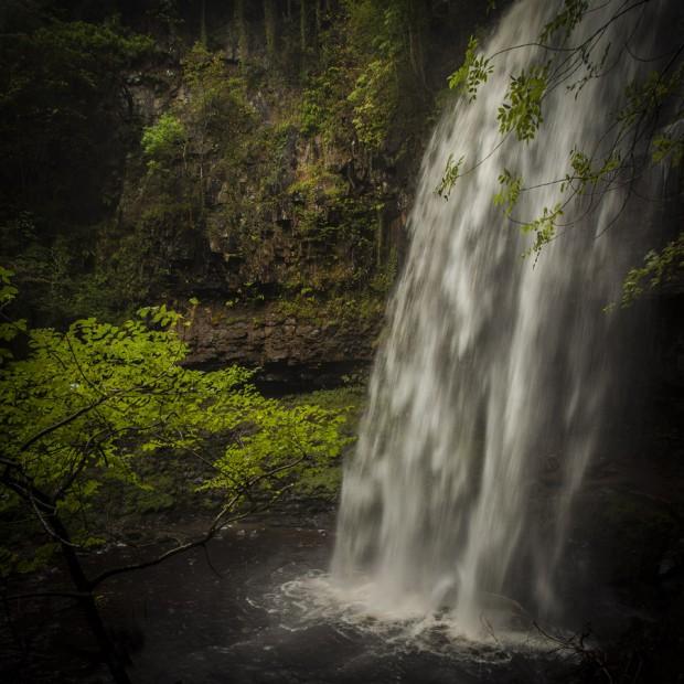 Henrydd Waterfall