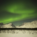 Aurora Borealis Tromso III, Northern Lights