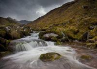 On The The Path To Llyn Y Fan Fach