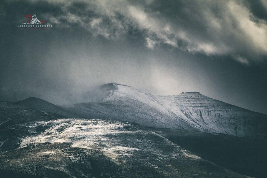 Pen Y Fan Mountain Brecon Beacons Montage