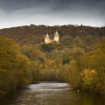 Castle Coch In The Autumn