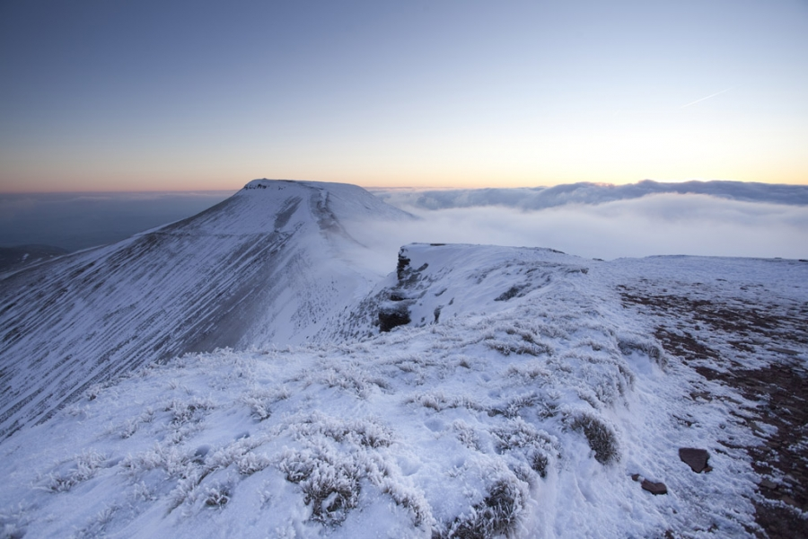 Pen Y Fan Massif, Brecon Beacons