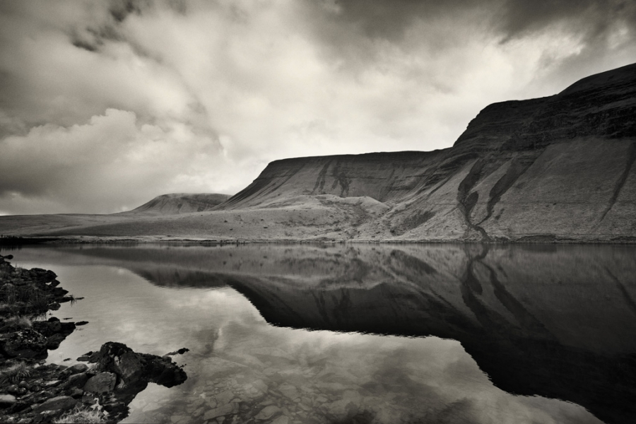 Llyn Y Fan Fach Lake, Brecon Beacons