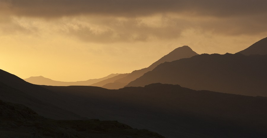 Snowdonia Sunset Photography