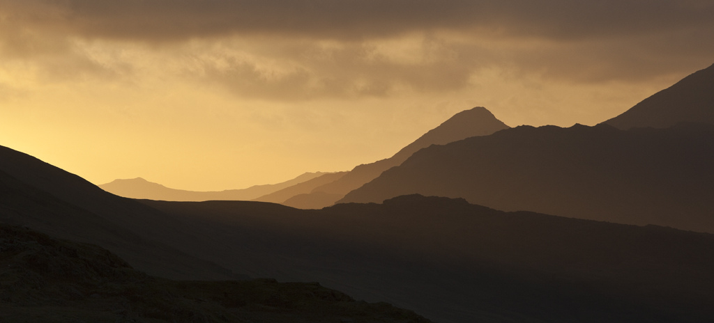Snowdonia Sunset