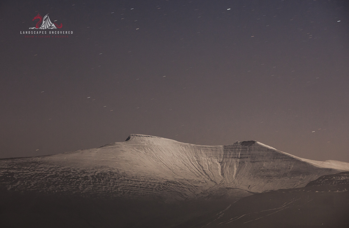 Pen Y Fan Photograph In The Brecon Beacons