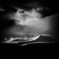 Norway Dark landscape 3-