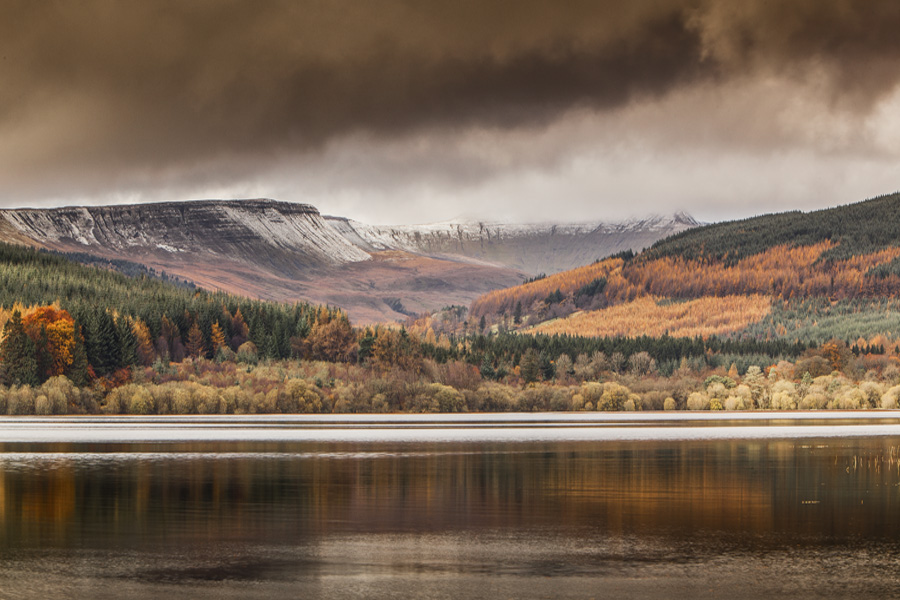 Autumn Photography In The Brecon Beacons