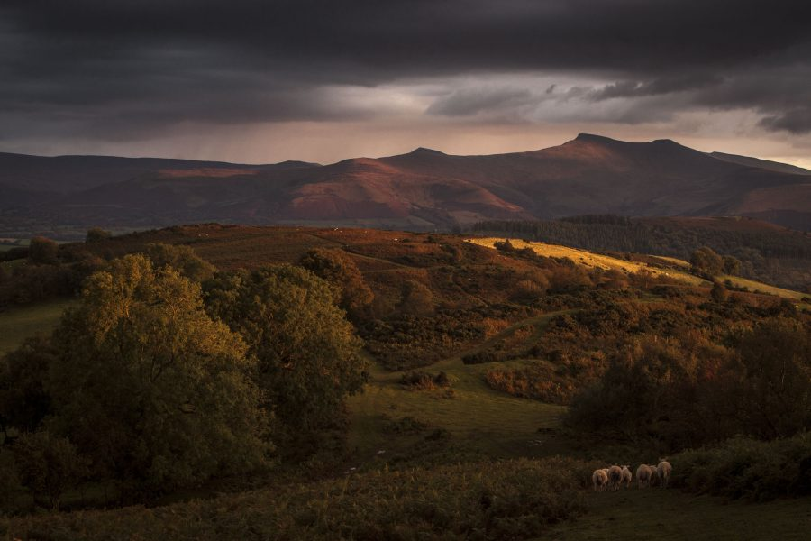 Explore The Central Brecon Beacons Photography Workshop