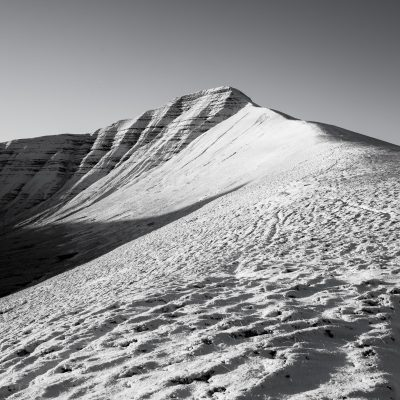 Pen Y Fan 17th January 2019 Mono