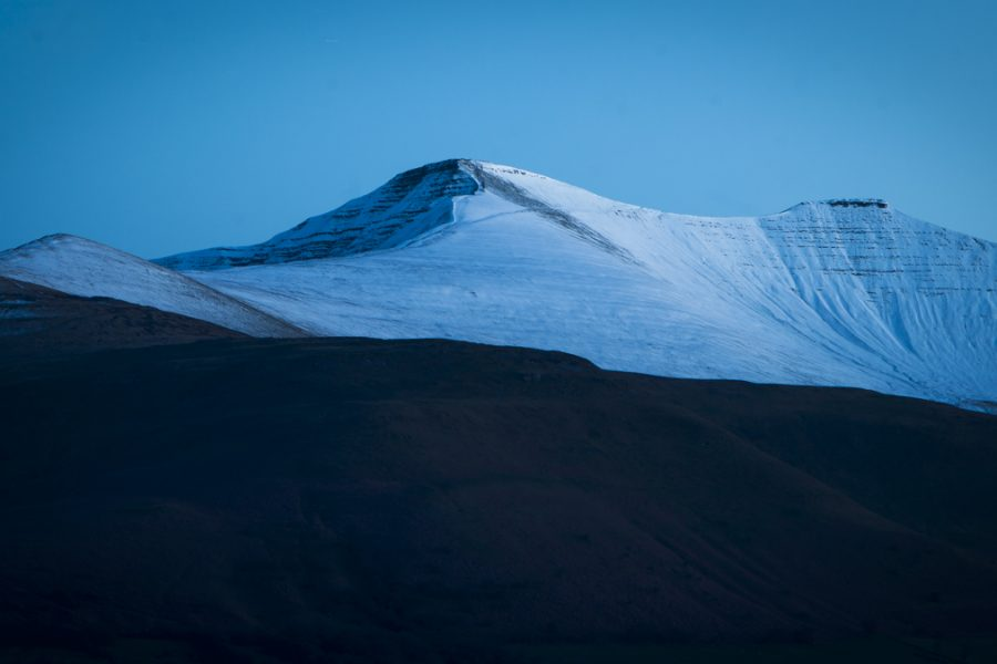 Pen Y Fan Blue Hour