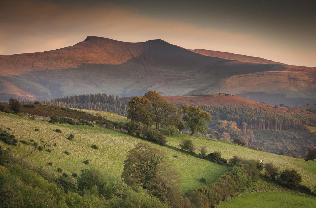 Brecon Beacons Autumn