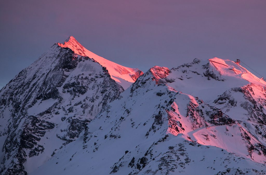 French Alps Skiing And Photography
