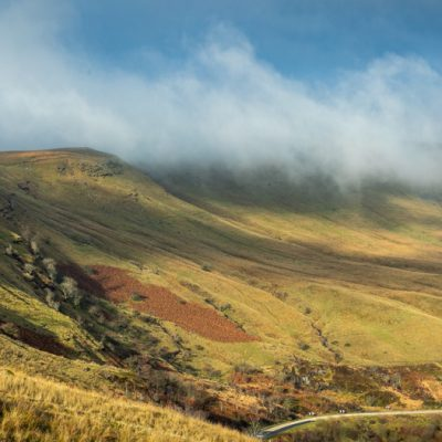 Brecon Beacons a470-1