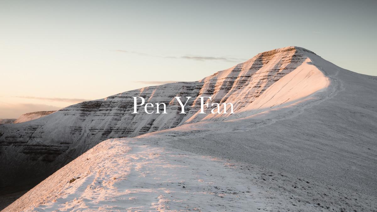 Pen Y Fan Photography